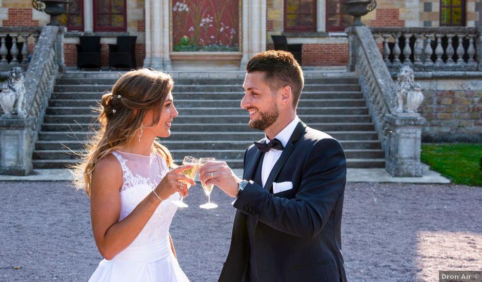 Le mariage de Cédric et Mélody à Lurcy-Lévis, Allier