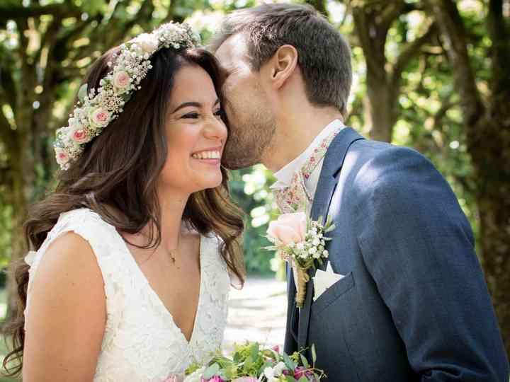 Le mariage de Sandra et Maxence