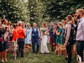 Le mariage de Kassandra et Louis