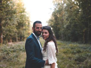Le mariage de Marie et Marc