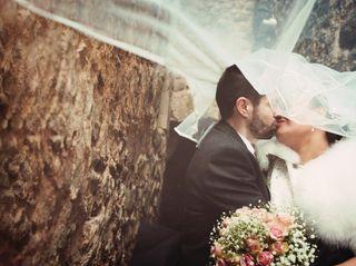 Le mariage de Nadia et Benjamin