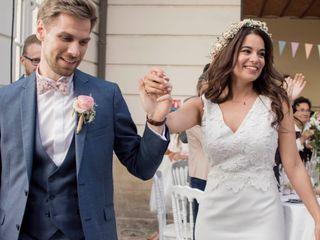 Le mariage de Sandra et Maxence 1