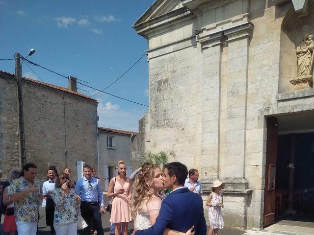 Le mariage de Fabien  et Amandine à Saint-Agnant, Charente Maritime 6