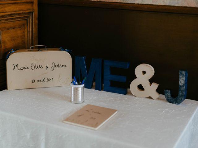 Le mariage de Julien et Marie-Elise à Poligny, Jura 3