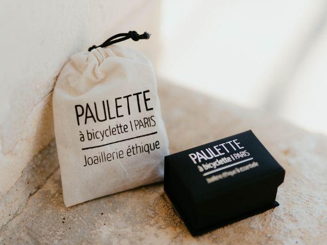 Le mariage de Julien et Marie-Elise à Poligny, Jura 6