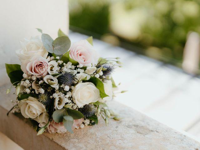 Le mariage de Julien et Marie-Elise à Poligny, Jura 7