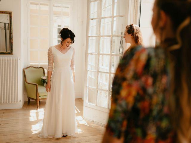 Le mariage de Julien et Marie-Elise à Poligny, Jura 22