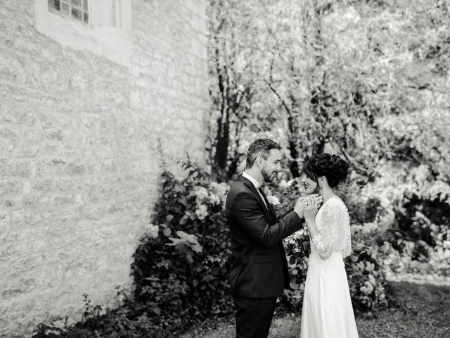 Le mariage de Julien et Marie-Elise à Poligny, Jura 25