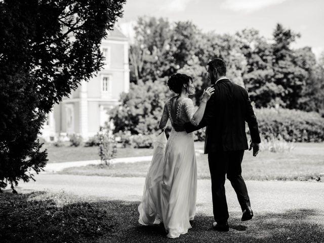 Le mariage de Julien et Marie-Elise à Poligny, Jura 29