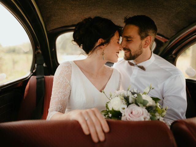 Le mariage de Julien et Marie-Elise à Poligny, Jura 30