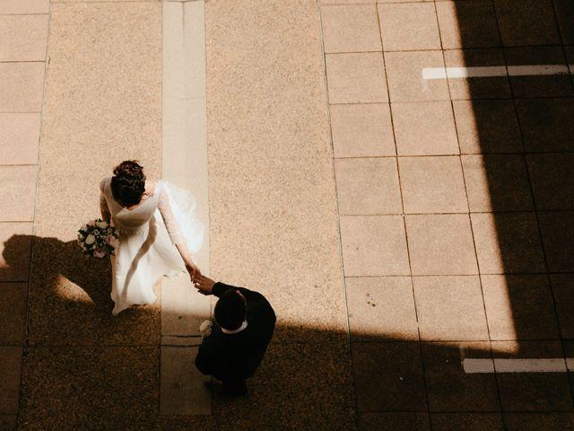 Le mariage de Julien et Marie-Elise à Poligny, Jura 31