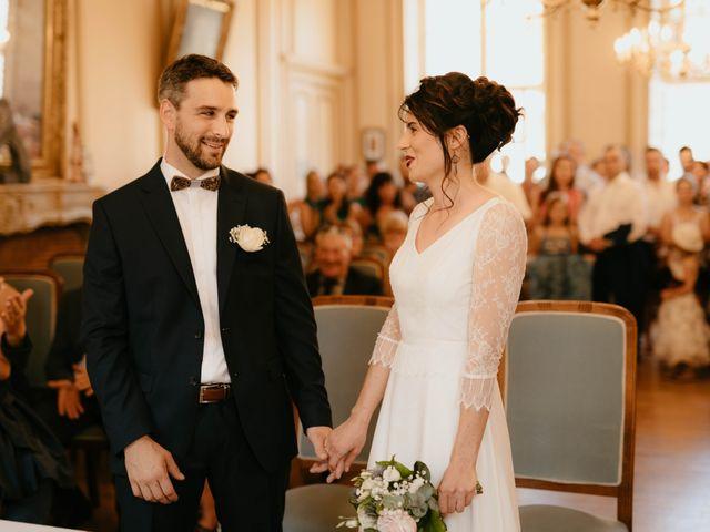 Le mariage de Julien et Marie-Elise à Poligny, Jura 32