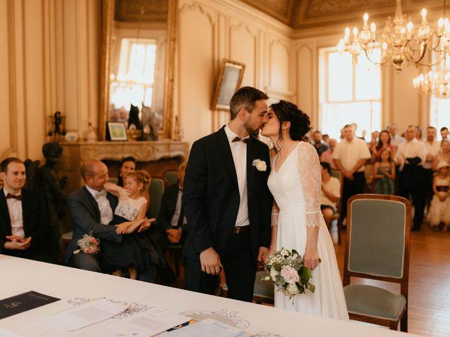 Le mariage de Julien et Marie-Elise à Poligny, Jura 33