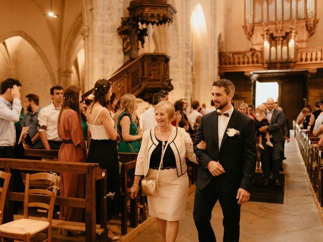 Le mariage de Julien et Marie-Elise à Poligny, Jura 37