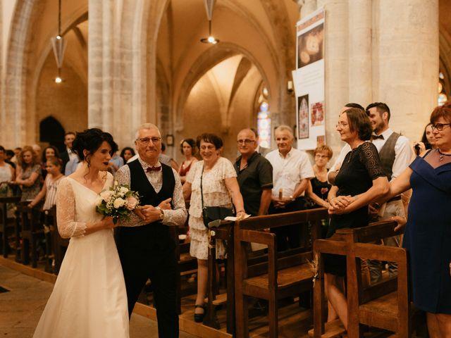 Le mariage de Julien et Marie-Elise à Poligny, Jura 38