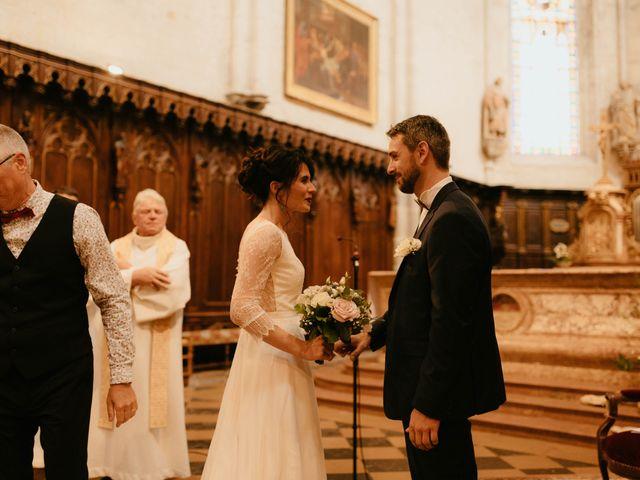 Le mariage de Julien et Marie-Elise à Poligny, Jura 39