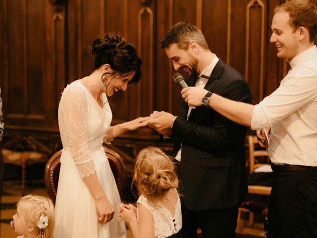 Le mariage de Julien et Marie-Elise à Poligny, Jura 40