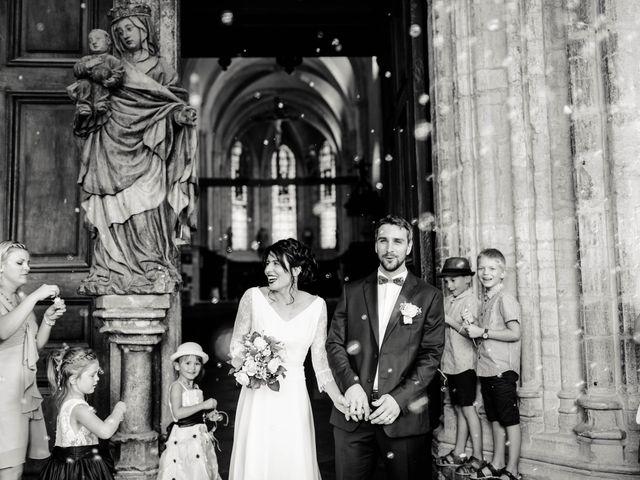 Le mariage de Julien et Marie-Elise à Poligny, Jura 43