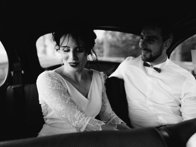 Le mariage de Julien et Marie-Elise à Poligny, Jura 45
