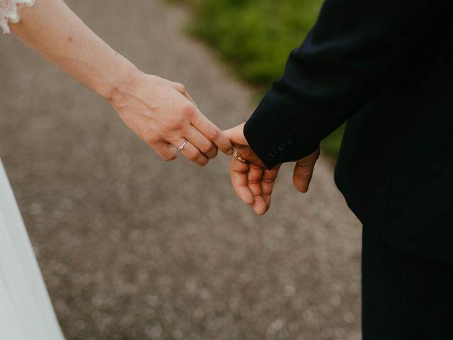 Le mariage de Julien et Marie-Elise à Poligny, Jura 47