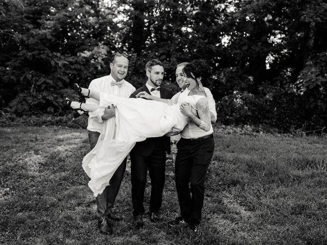 Le mariage de Julien et Marie-Elise à Poligny, Jura 55