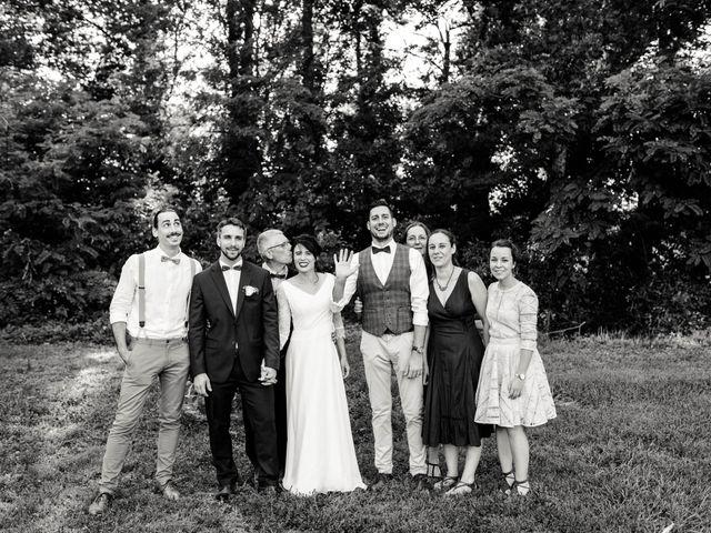Le mariage de Julien et Marie-Elise à Poligny, Jura 57