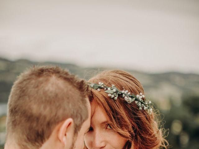 Le mariage de Louis et Kassandra à Saint-Alban-de-Montbel, Savoie 3