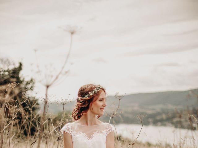 Le mariage de Louis et Kassandra à Saint-Alban-de-Montbel, Savoie 1