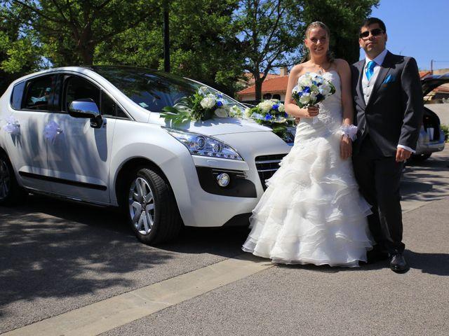 Le mariage de Lydie et Jason à Velaux, Bouches-du-Rhône 8