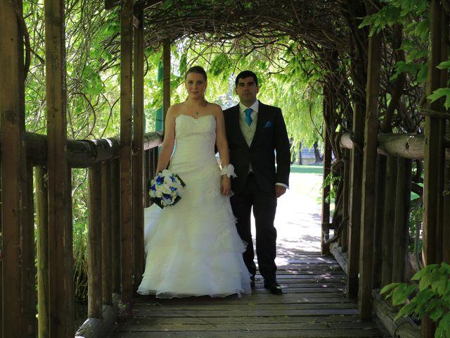 Le mariage de Lydie et Jason à Velaux, Bouches-du-Rhône 9