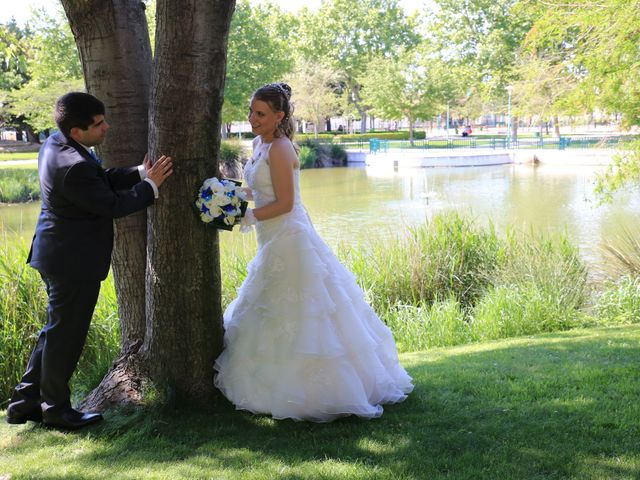 Le mariage de Lydie et Jason à Velaux, Bouches-du-Rhône 12