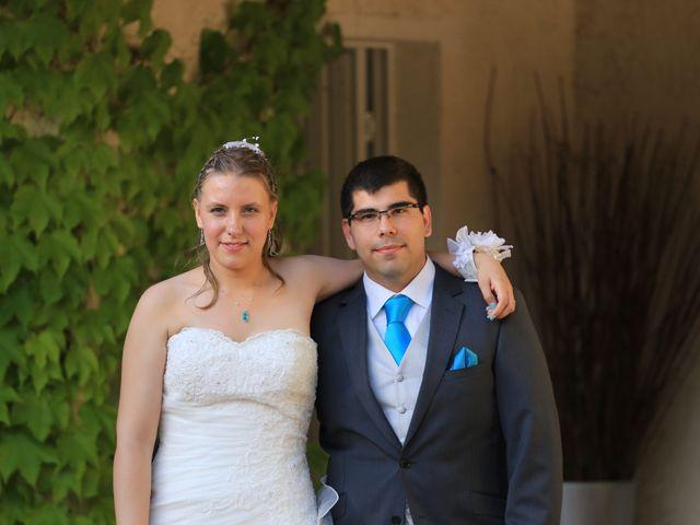 Le mariage de Lydie et Jason à Velaux, Bouches-du-Rhône 34