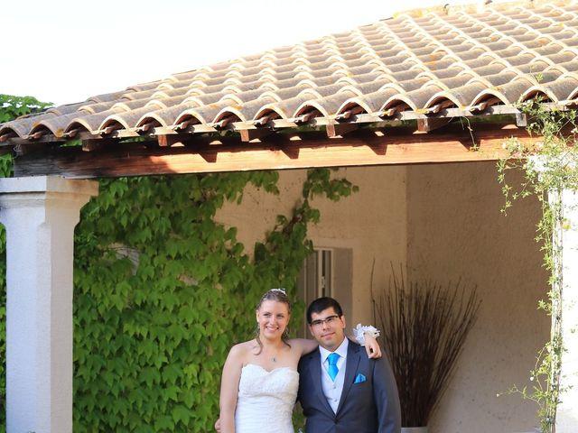 Le mariage de Lydie et Jason à Velaux, Bouches-du-Rhône 35
