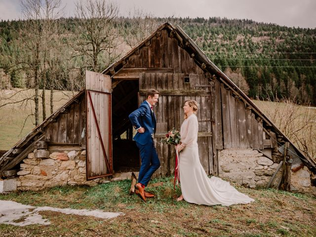 Le mariage de Francois et Maryse à Autrans, Isère 9