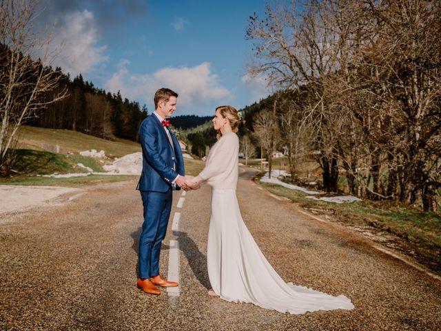 Le mariage de Francois et Maryse à Autrans, Isère 10