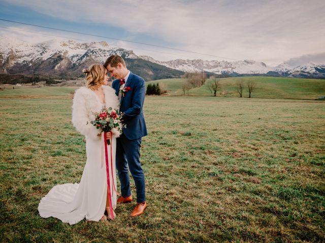 Le mariage de Francois et Maryse à Autrans, Isère 1