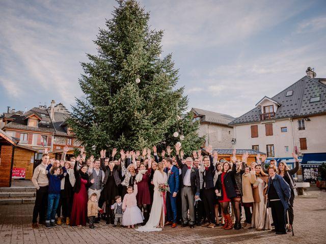 Le mariage de Francois et Maryse à Autrans, Isère 14