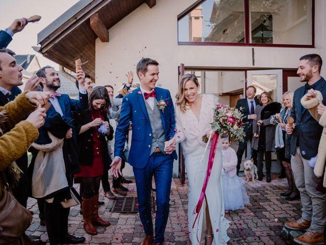 Le mariage de Francois et Maryse à Autrans, Isère 15
