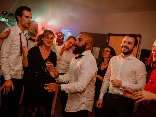 Le mariage de Francois et Maryse à Autrans, Isère 27