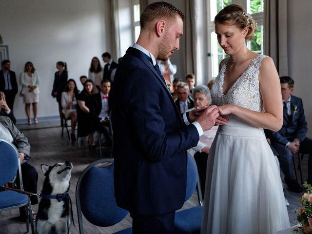 Le mariage de Anthony et Marine à Asnières-sur-Oise, Val-d'Oise 8