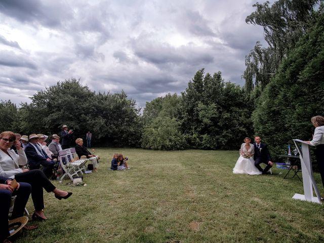 Le mariage de Anthony et Marine à Asnières-sur-Oise, Val-d'Oise 9
