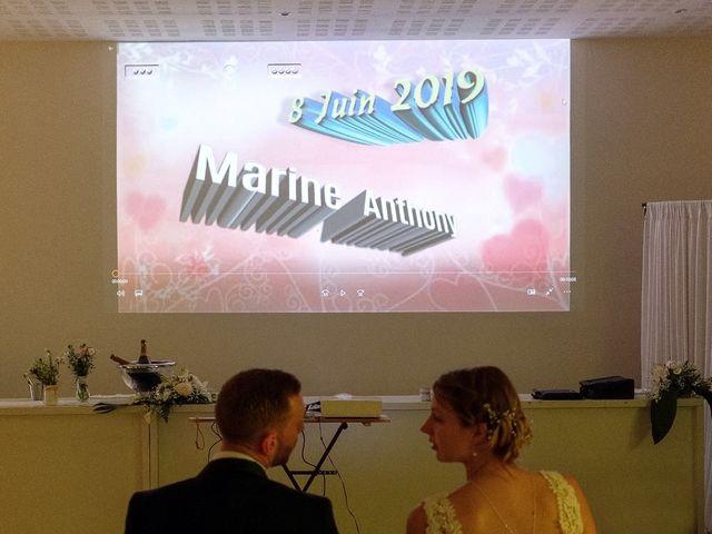 Le mariage de Anthony et Marine à Asnières-sur-Oise, Val-d'Oise 27