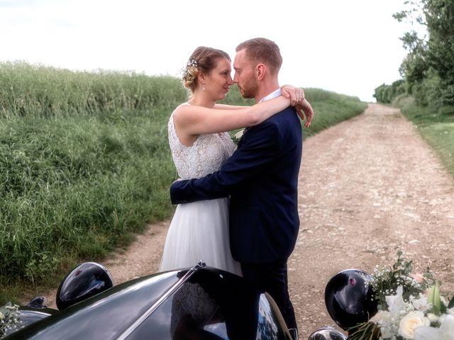 Le mariage de Anthony et Marine à Asnières-sur-Oise, Val-d'Oise 32