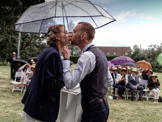 Le mariage de Anthony et Marine à Asnières-sur-Oise, Val-d'Oise 13