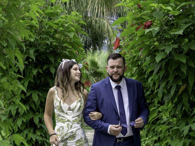 Le mariage de Eric et Catherine à Menton, Alpes-Maritimes 9