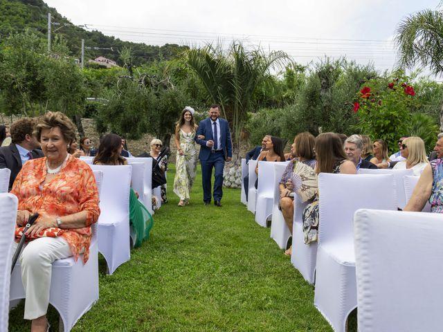 Le mariage de Eric et Catherine à Menton, Alpes-Maritimes 10