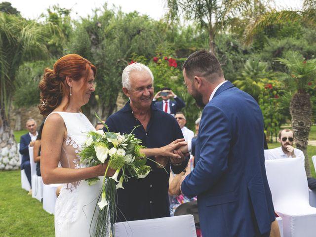 Le mariage de Eric et Catherine à Menton, Alpes-Maritimes 13
