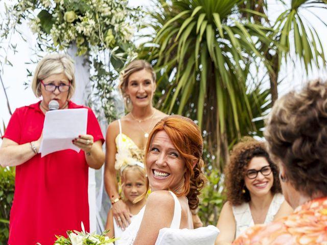 Le mariage de Eric et Catherine à Menton, Alpes-Maritimes 14