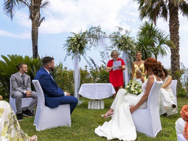 Le mariage de Eric et Catherine à Menton, Alpes-Maritimes 15