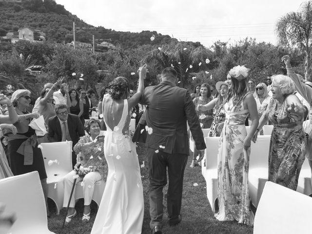 Le mariage de Eric et Catherine à Menton, Alpes-Maritimes 33